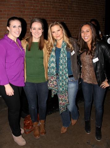 Allison Maurer, Allison Unger, Lee Morris, Rachel Bonilla, Reilly's Whiskey