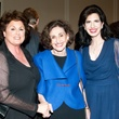 Torch of Liberty dinner, November 2012, Rochelle Jacobson, Lorraine Dell, Dr. Kelli Cohen Fein