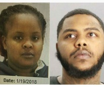 Jamine Teara Sadler, Anthony Terry Nichols, Jr.