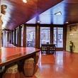 On the Market 12020 Tall Oaks St. Frank Lloyd Wright house July 2014 den