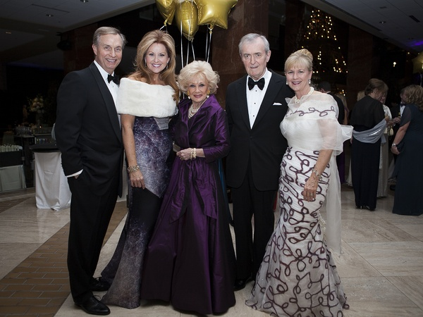 6675, Dallas Crystal Charity Ball, December 2012, Hal Urschel, Christi Urschel, Billie Leigh Rippey, John Marston, Paige Locke