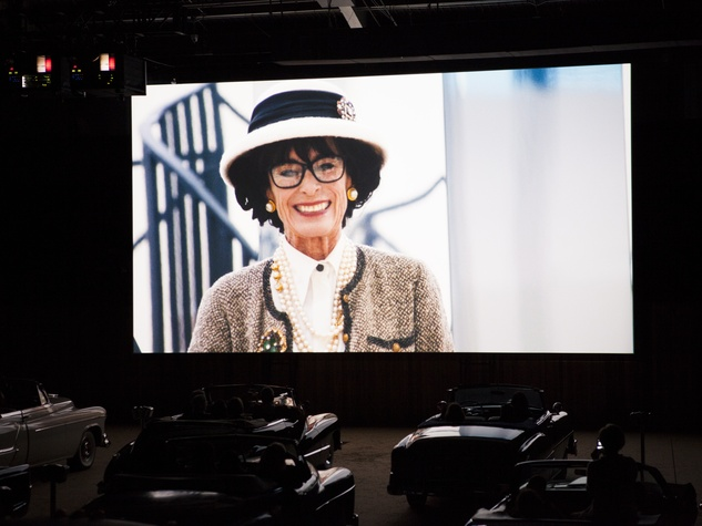 Movie screening at Chanel Metiers d'Art in Dallas