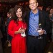 2 Adria and Chris Clark at Zadok's F.P. Journe dinner November 2013