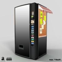 Ink Tank The Vending Machine