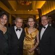 5 Natalye Appel, from left, John Casbarian, Linda Sylvan and Fred Clarke at the Rice Design Alliance Gala November 2014