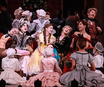 The cast of Houston Ballet The Nutcracker