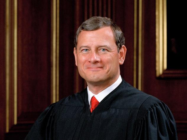 Supreme Court Justice, John Roberts Jr.