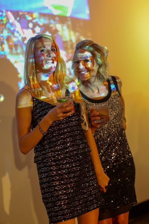 CultureMap fifth anniversary by F. Carter Smith October 2014 girls with lights on faces