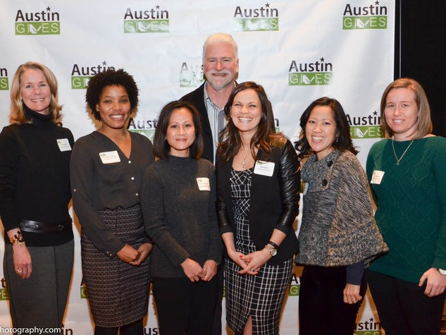 Austin Gives' 3rd GeneroCity Awards Workplace Resource Sponsors