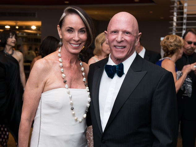 News, Shelby, Alley gala, May 2015, Sue and Lester Smith