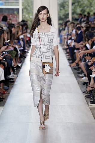 Tory Burch spring 2015 collection look34