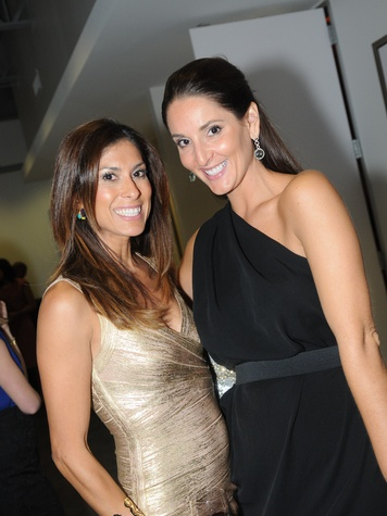 27 Selina Stanford, left, and Ivana Rouse at the Dress for Success 15th anniversary party October 2013