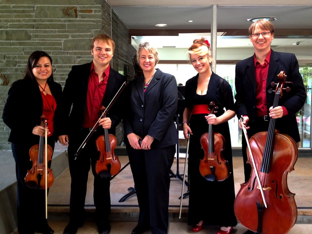 Apollo Chamber Players concert preview April 2013 musicians
