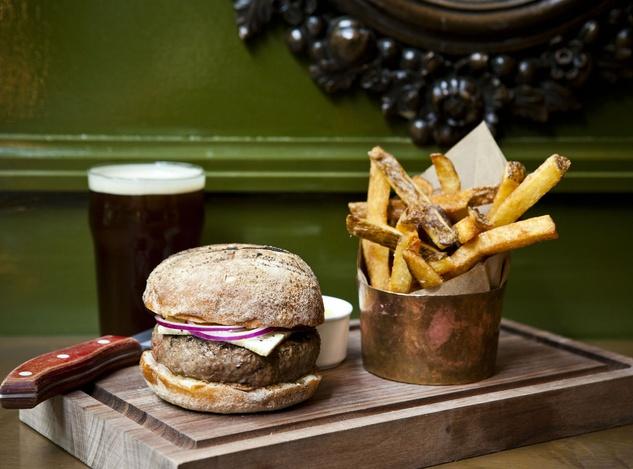 burger, Dido's