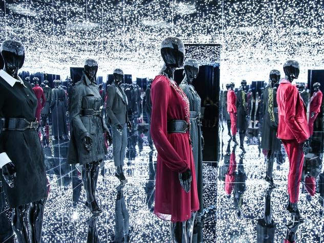 Target Altuzarra mannequins