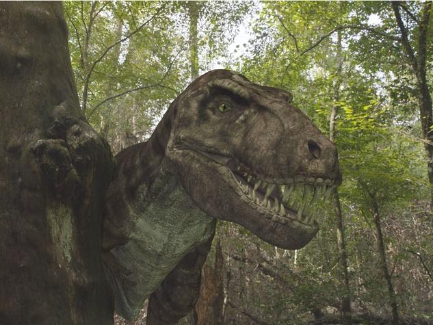 Waking the T. rex 3D