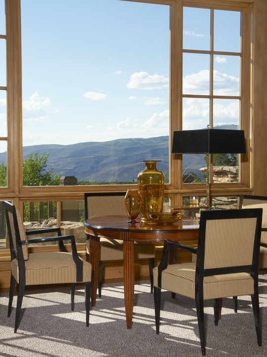 Beaver Creek, Glamorous Retreats