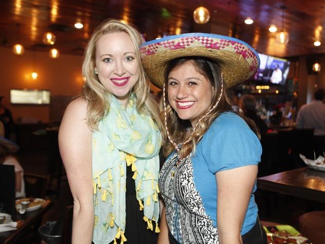 Friends of Depelchin Cinco de Mayo Nikki Hanley and Iliana Rodriguez