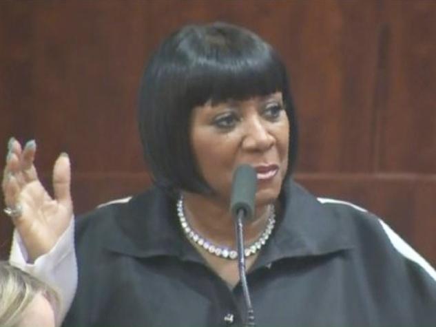 Patti LaBelle in Houston for bodyguard trial November 2013