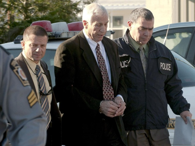 News_Jerry Sandusky_arrest