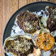 A'Bouzy baked oysters