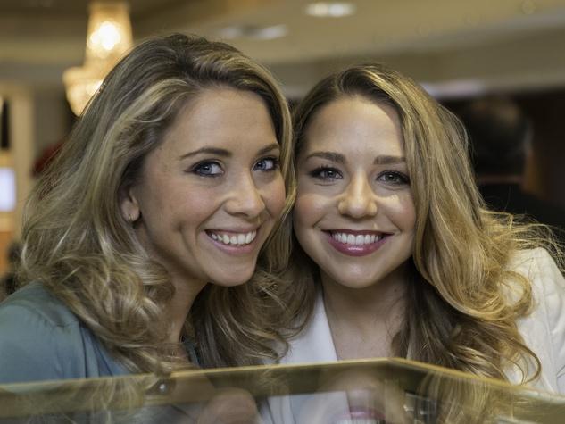 News, Shelby, Twins Wish List party, December 2014, Bethany Hartland, Bria Warren