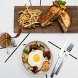 Trace restaurant at W Austin