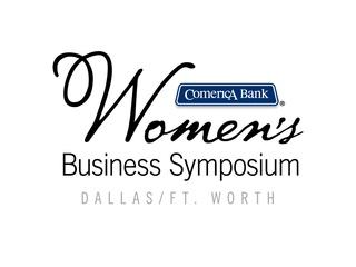 Comerica Bank presents Women's Business Symposium