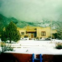 14, Marlo Saucedo, Taos, New Mexico, February 2013, winter in Arroyo Seco