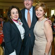 Betty Tutor, from left, with Gene and Linda Dewhurst at the On the Move luncheon March 2014