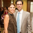 Estela and David Cockrell at the LifeHouse fundraiser October 2013