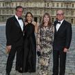 8 Louvre party June 2013 Andrew Echols, Tami Dias, Meg Goodman, Mike Bonini