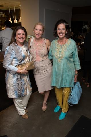 PaperCity launch party, 9/16, Deborah Colton, Laura Rathe, Christina Girard
