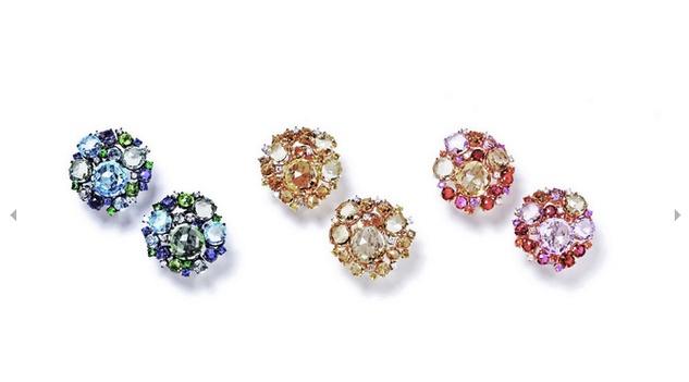 A&Furst Bouquet Earrings