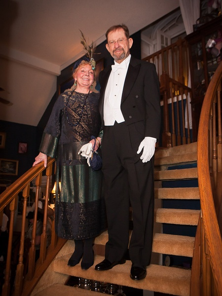 News_Mark Hanna_Titanic dinner_April 2012_Judy Otto_NAME