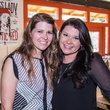 Courtney Covey, Jamie Covey at Carry The Load fundraiser dinner at Pecan Lodge