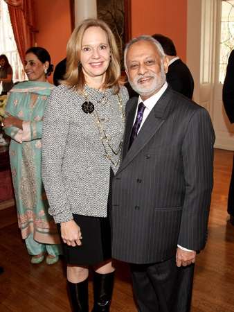9402, For All Humanity luncheon, December 2012, Janet Kelly, Shahzad Bashir