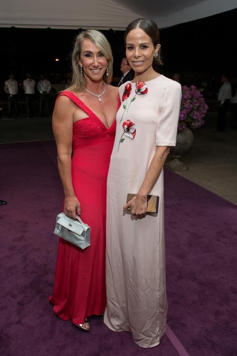 Courtney Lanier Sarofim, Allison Sarofim at MFAH Grand Gala Ball 2017