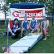 4 Dylan Sims, from left, Sean Carney, Michael Digman and Omar Garcia at Anything That Floats 2014