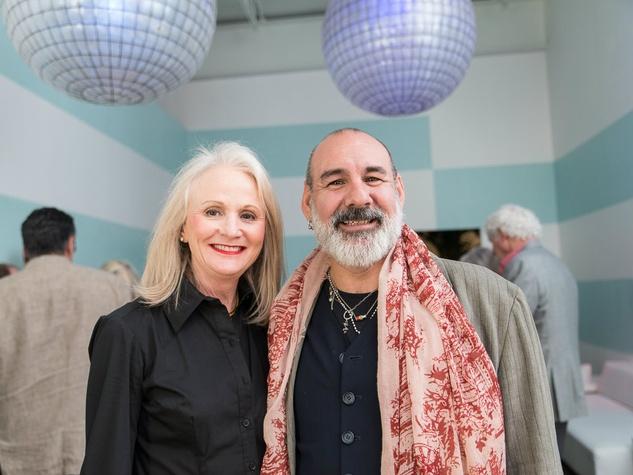 Nancy Woolfolk, Todd Hedrick