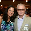 Susan Rosen and Russell Weil at the Houston Restaurant Kick-Off Event July 2014