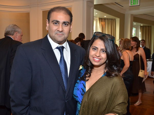 Leukemia Man and Women of Year finale, June 2012, Sandeep Khanelwal, Ruchi Mukerjee