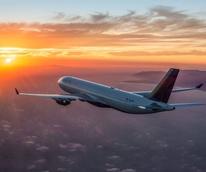 Delta plane A330