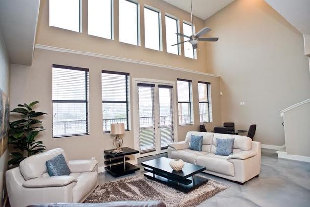 Promenade Place Living Room