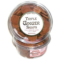 Trader Joe's ginger snaps