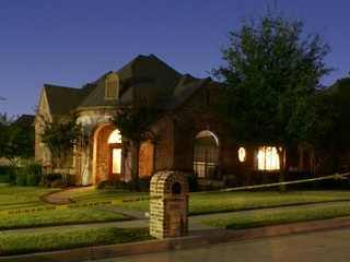 The Keller home of Greg and Michele Williams