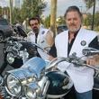 54 Rodney King, left, and John Becvar at Deacons of Deadwood