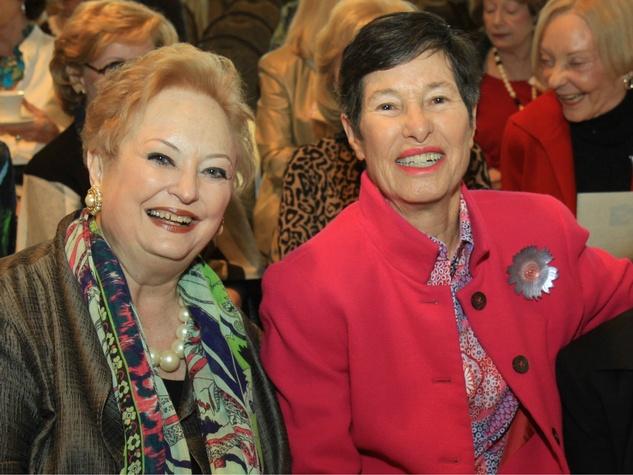 Mary Brinegar, Lyda Hunt Hill, Founder's Award