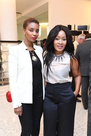 Fashion Gene Event, 5/16 Nsongo Mzoa-Kaudo, Clara Revin
