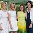 Bayou Bend luncheon, April 2016, Sheridan Williams, Kristen Nix, Neekie Kashani, Helen Wright